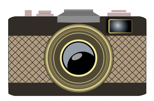 Camera clipart old fashioned. Free vintage cliparts download