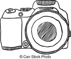 Free cliparts drawing download. Camera clipart drawn