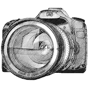 Camera clip art sketch. Pencil apps on google