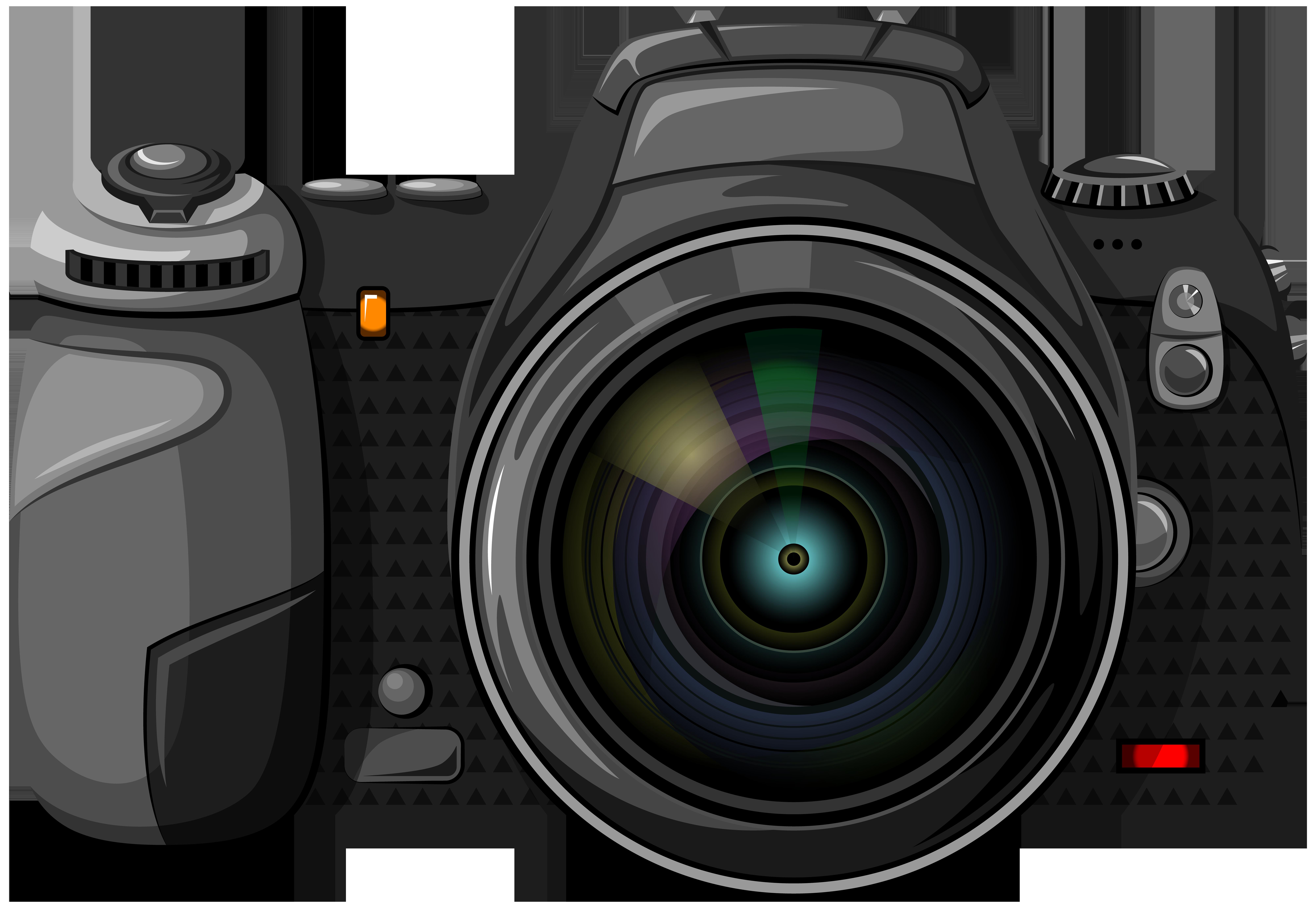 Png clip art image. Camera clipart transparent background