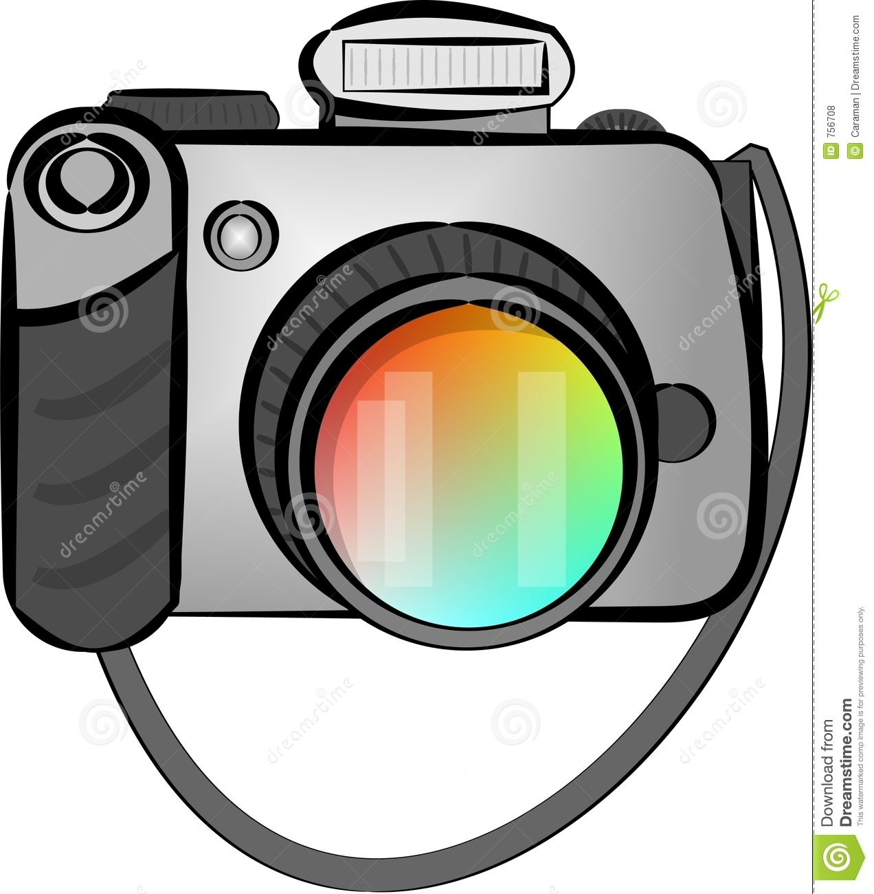 Flash animation free download. Camera clipart animated