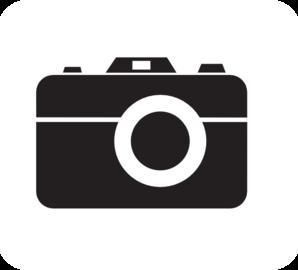 Camera clipart black and white. Clip art panda free