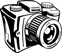 Camera clipart camera phone. Here is clip art