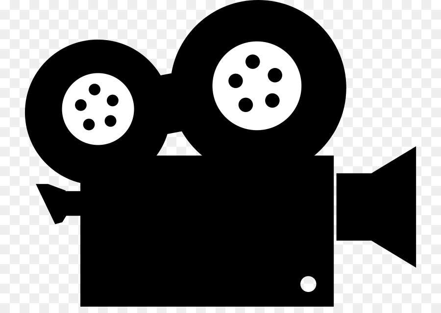 Camera clipart cartoon. Photographic film movie clip