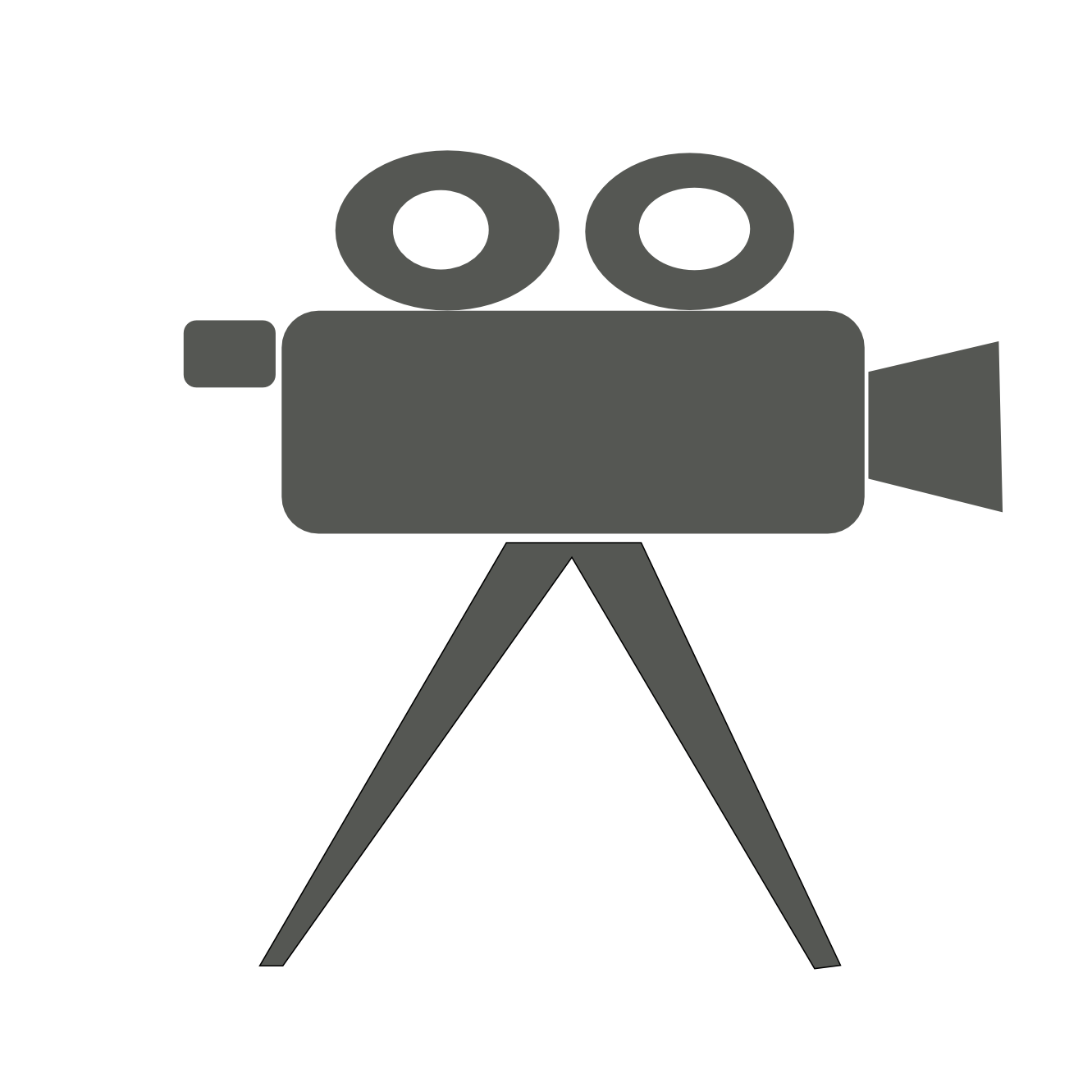 Animated video px png. Photography clipart movie camera