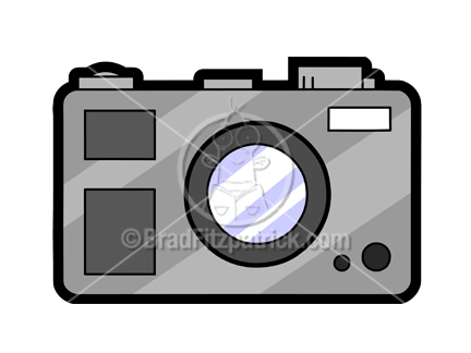 Camera clipart cartoon. Picture royalty free clip