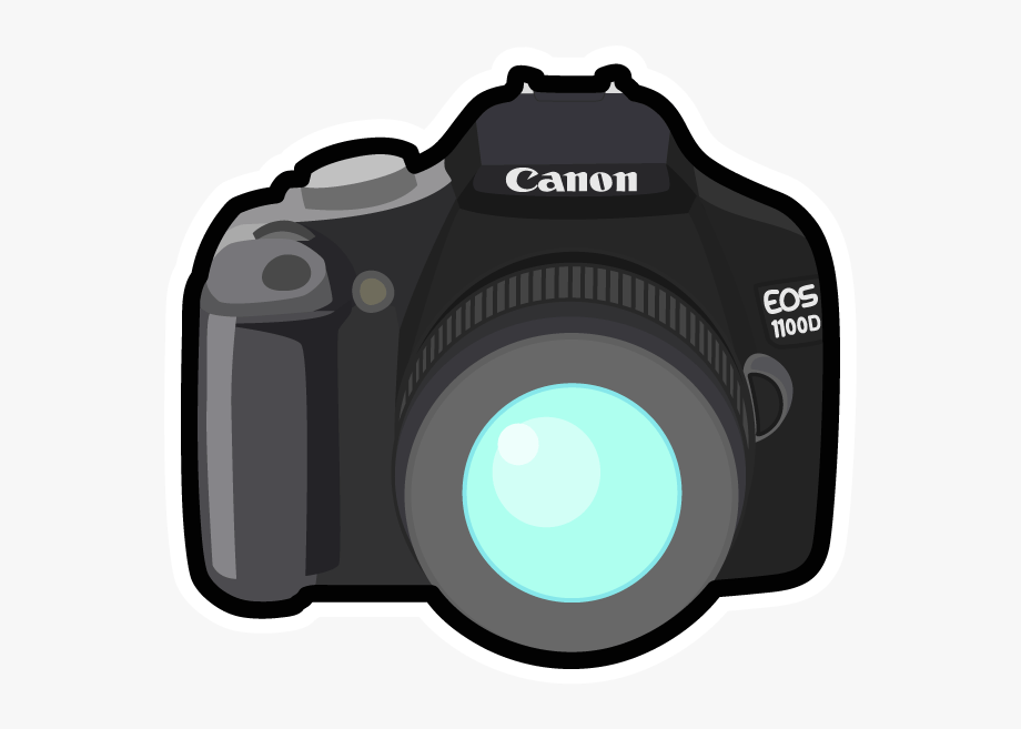 Clipart camera clear background. Cartoon transparent