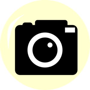 Camera clipart clear background. Clip art at clker