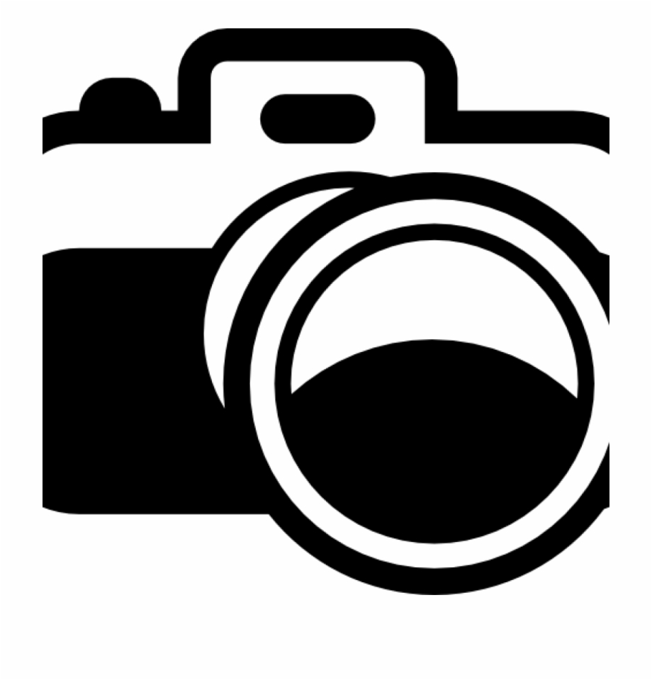 Camera clipart clip art. Png black and white