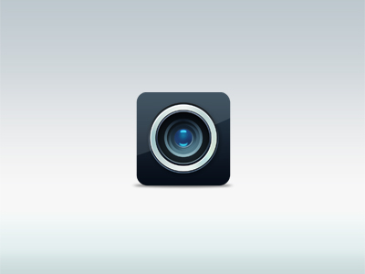 Free icon and vector. Camera clipart iphone