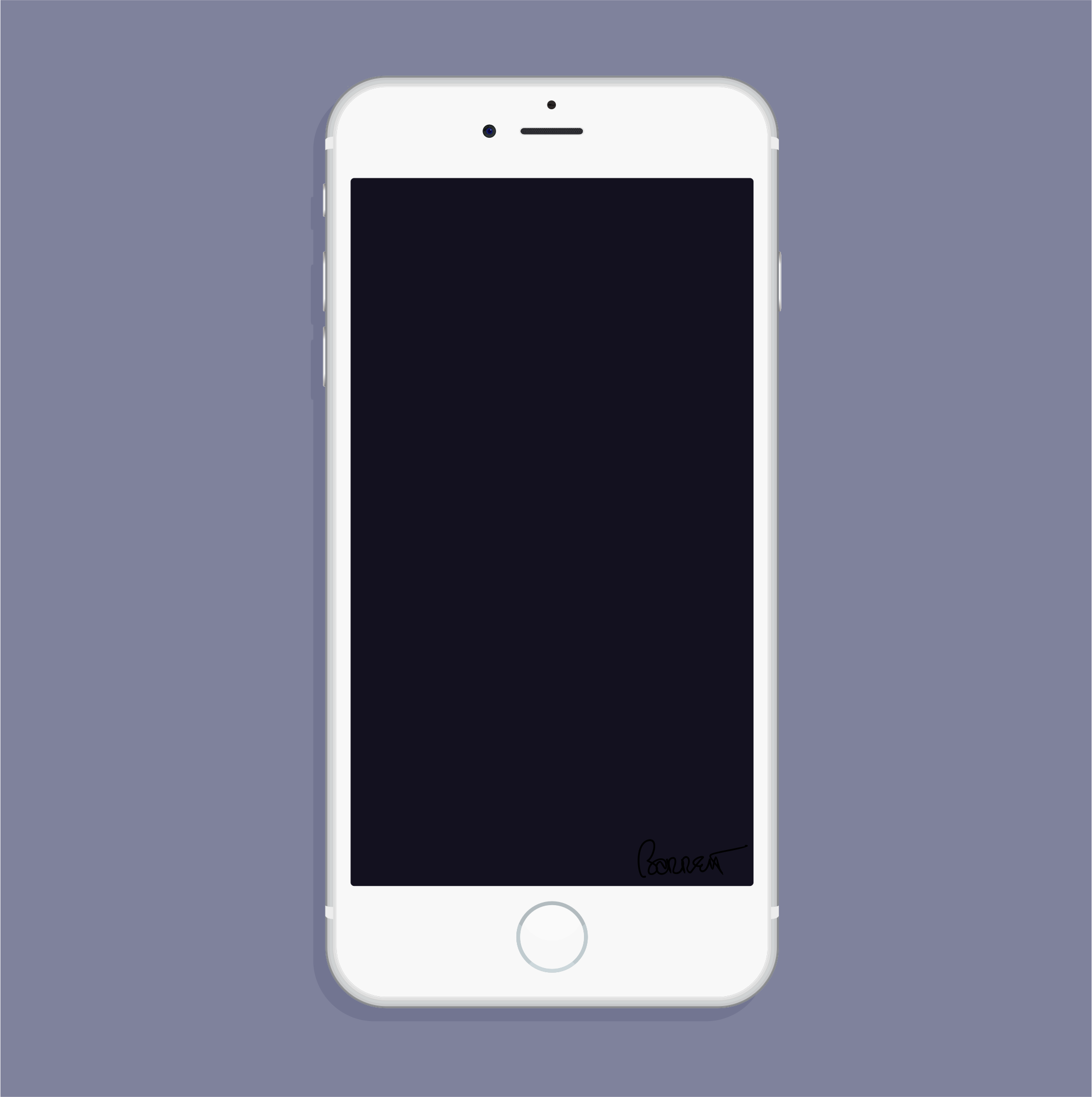 Camera clipart iphone. White new big image