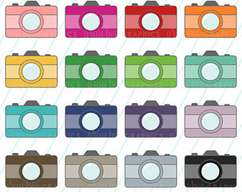 Camera clipart line art. Clip etsy cameravintage cameraclipart