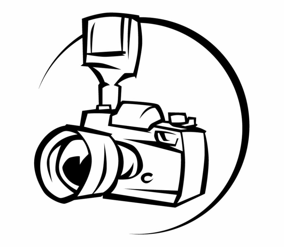 Camera clipart line art. Wedding clip png pngtube
