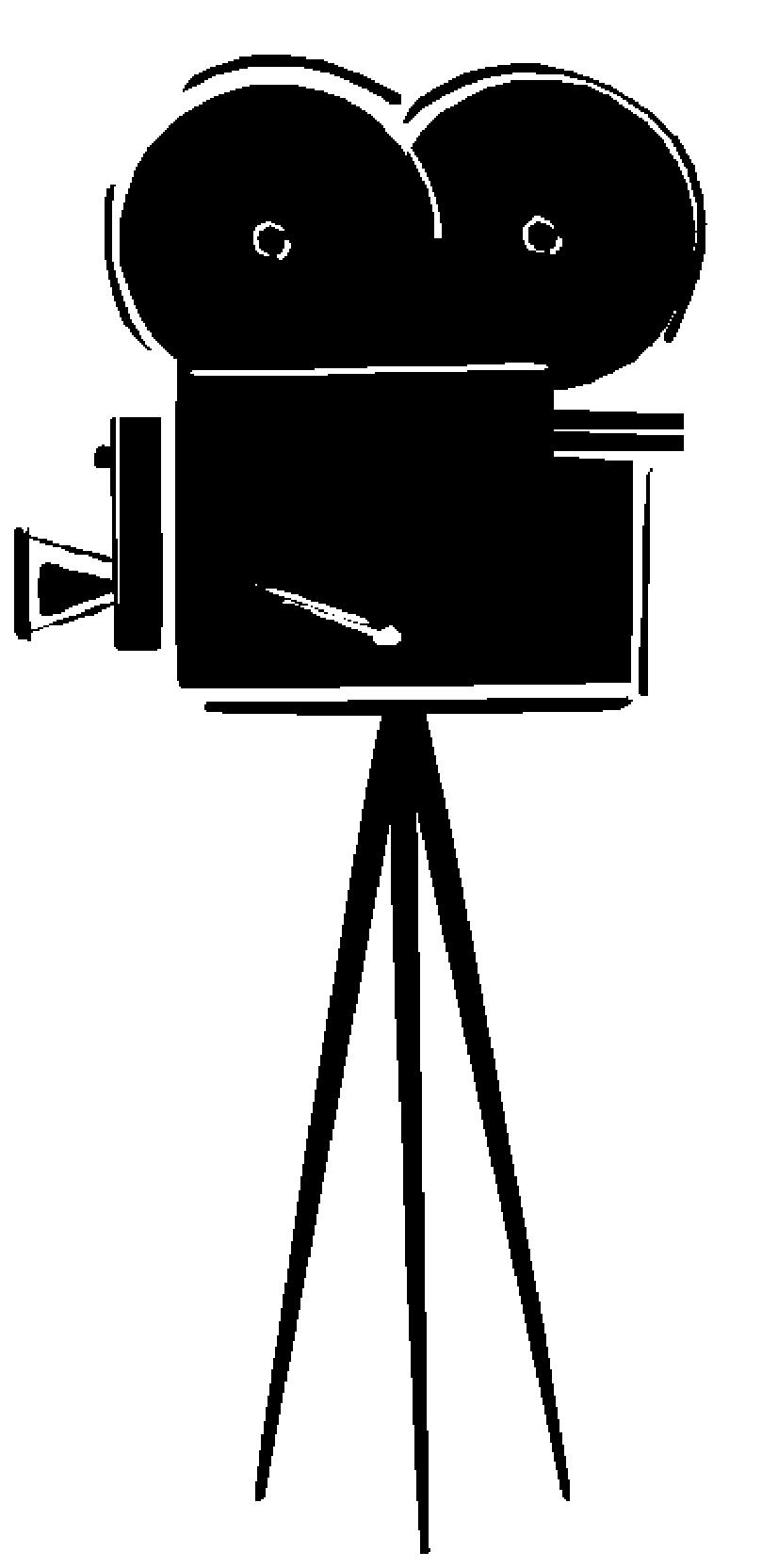 Camera clipart old school.  collection of video