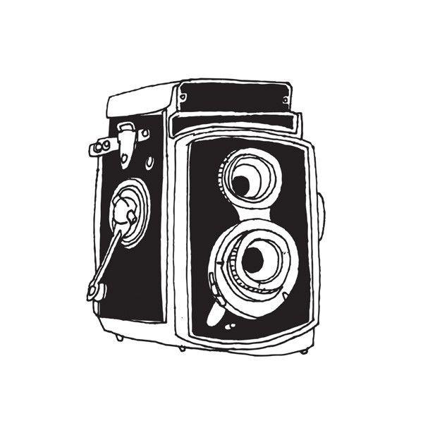 camera clipart old school #38459979