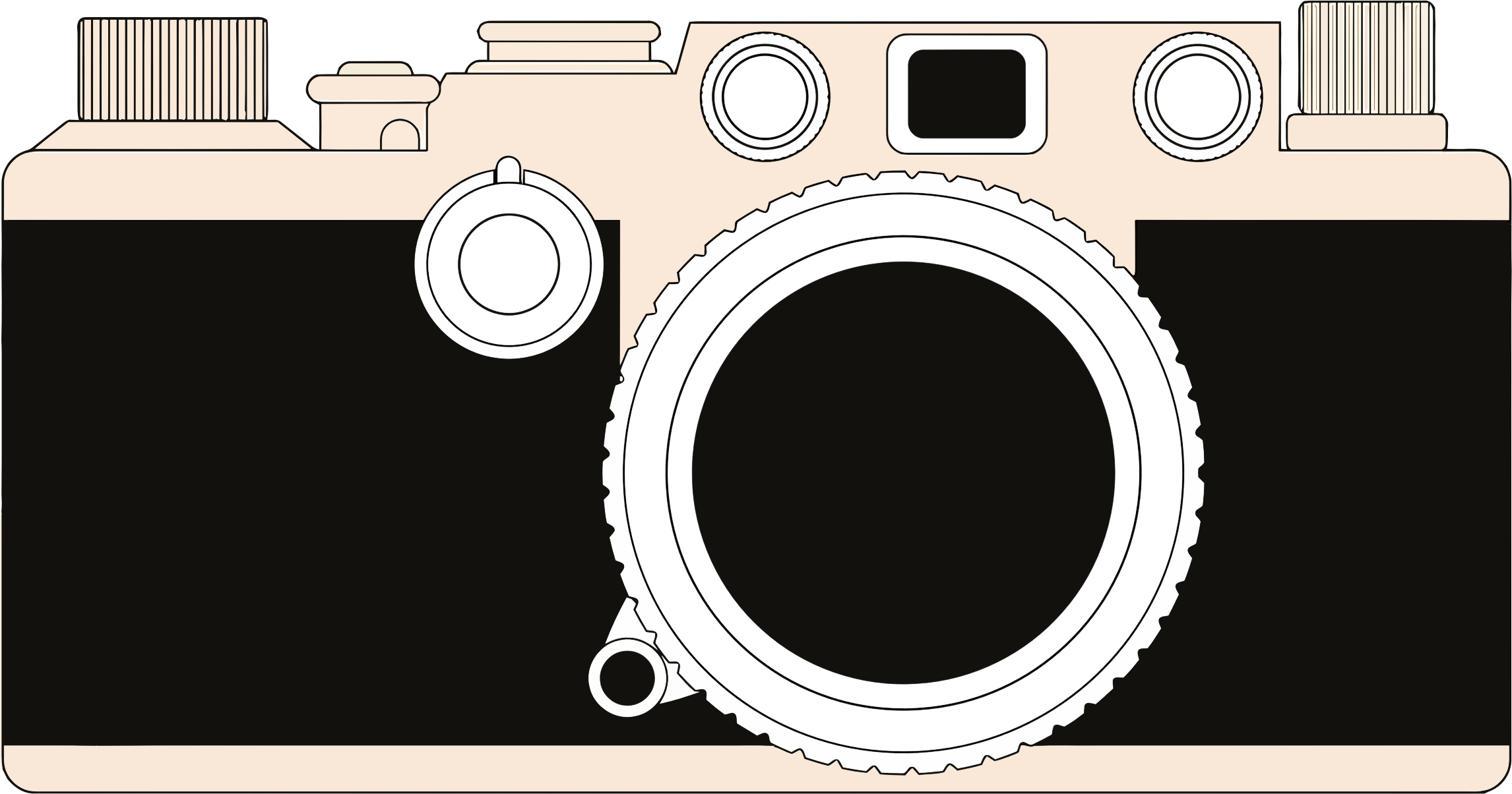 Fashioned icons png free. Camera clipart old time