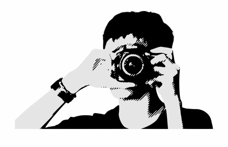Camera clipart photographer. Photography transparent png download