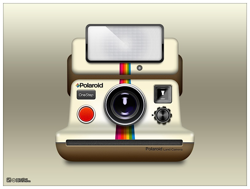 Icns by macuser on. Camera clipart polaroid camera