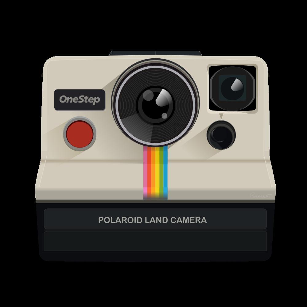 Camera clipart polaroid camera. Onlinelabels clip art land