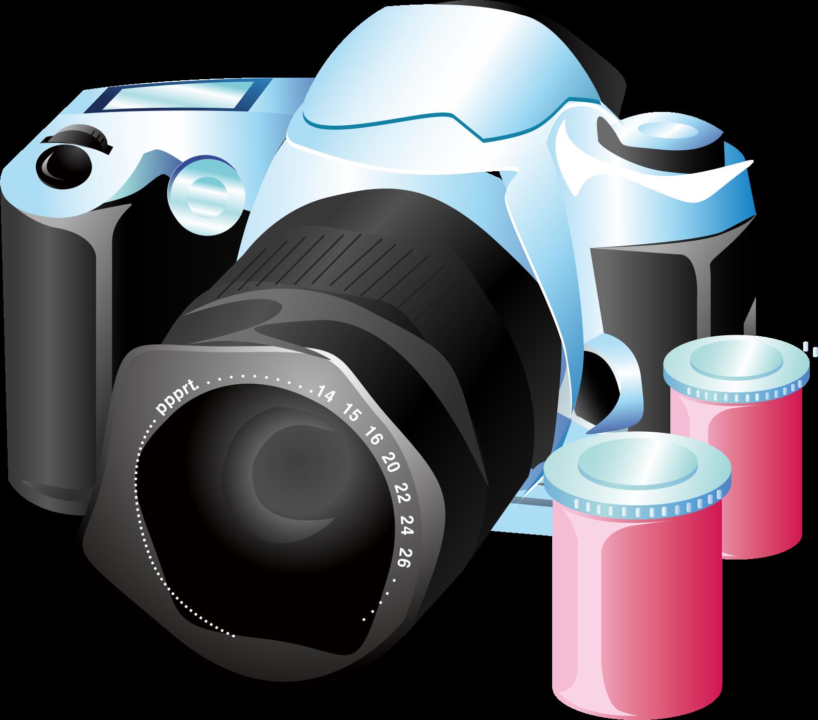 camera clipart professional camera