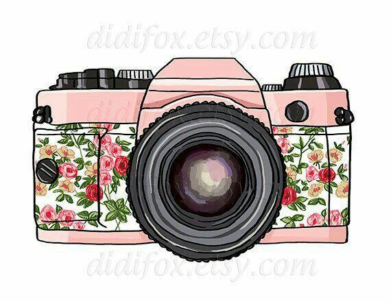 Camera clipart retro camera.  best cameras images