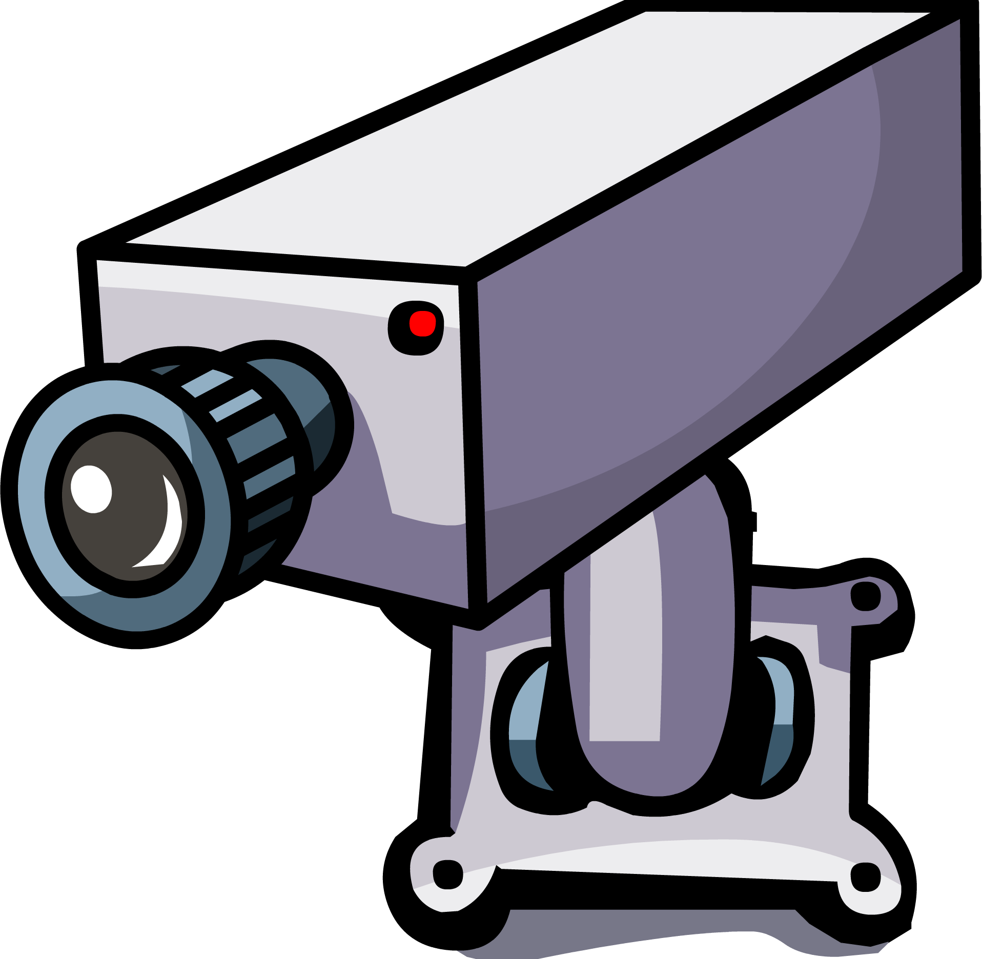What makes a good. Camera clipart security camera
