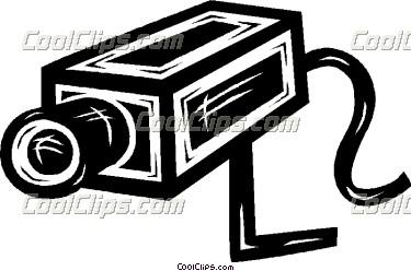 Cctv free clip art. Camera clipart security camera