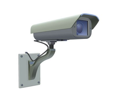 Camera clipart security camera. Free and vector graphics