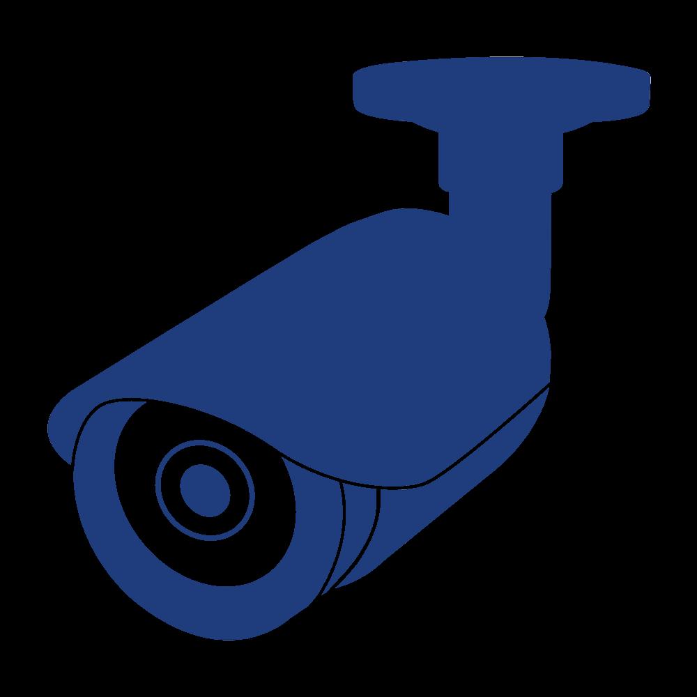 Best cameras bullet. Camera clipart security camera