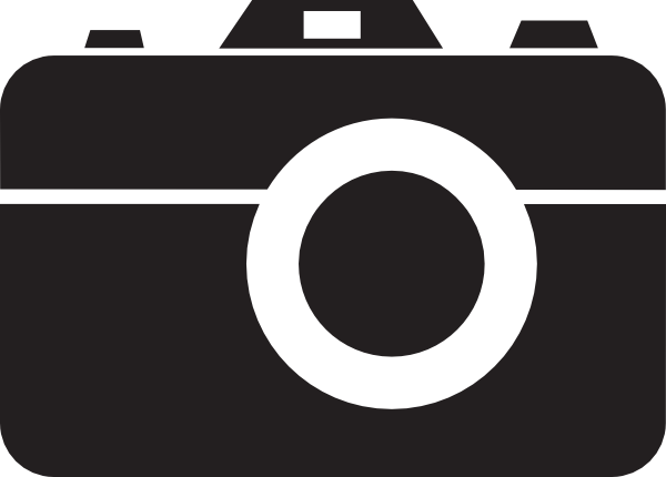 Camera clipart simple. Free large cliparts download
