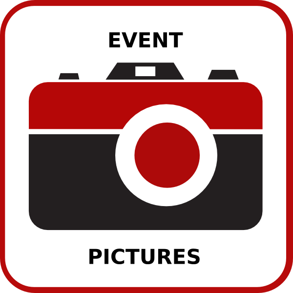 Event clip art at. Camera clipart template