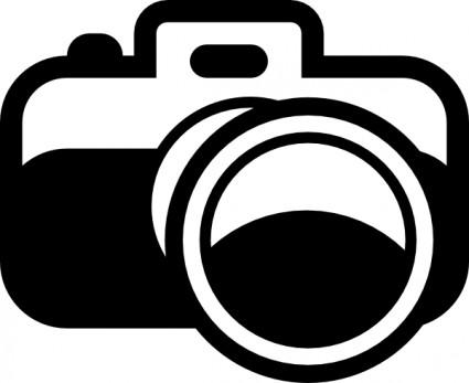 Camera clipart vector. Free download clip art