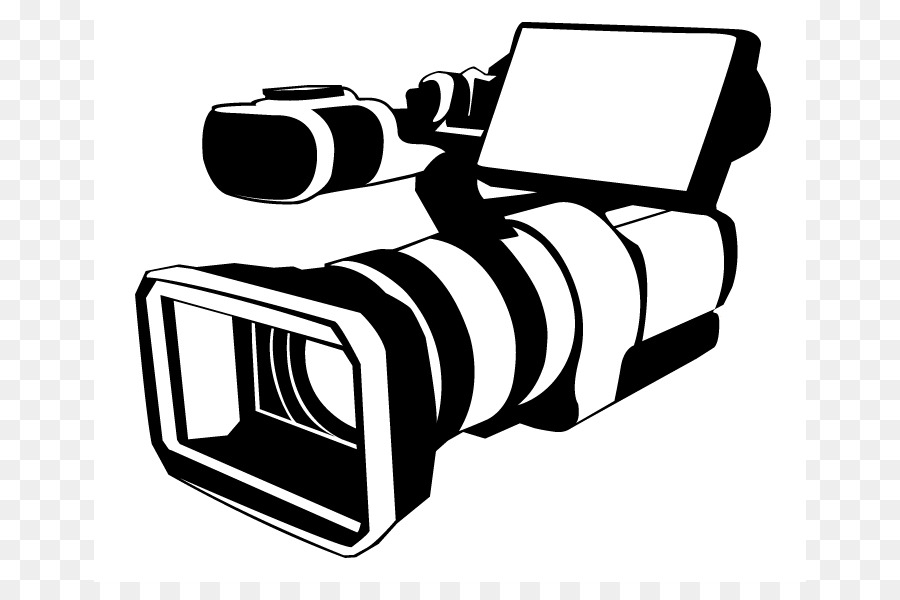 Logo operator clip art. Camera clipart video camera