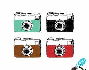 clipartlook. Camera clipart vintage camera