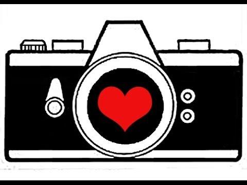 Photography photographer marbella style. Camera clipart wedding