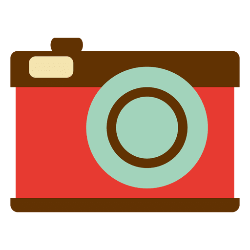 Hipster transparent svg vector. Camera icon png