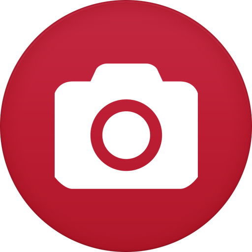 Camera png icon. Circle iconset martz