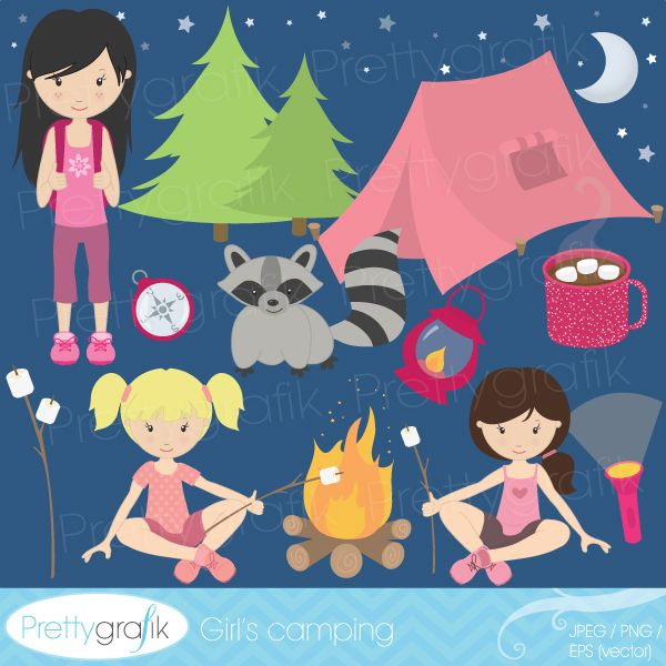 best gone images. Camping clipart backyard camping