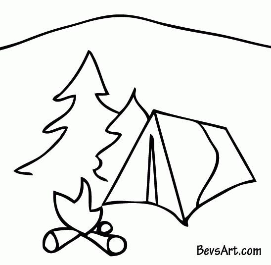 Camping Clip Art Related Keywords & Suggestions - Camping Clip Art Long  Tail Keywords   Camping clipart, Cartoon clip art, Clip art