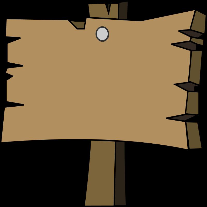 Wood signal camp free. Win clipart doorways