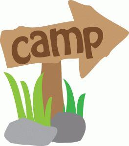 Camp clipart camp sign.  best clip art