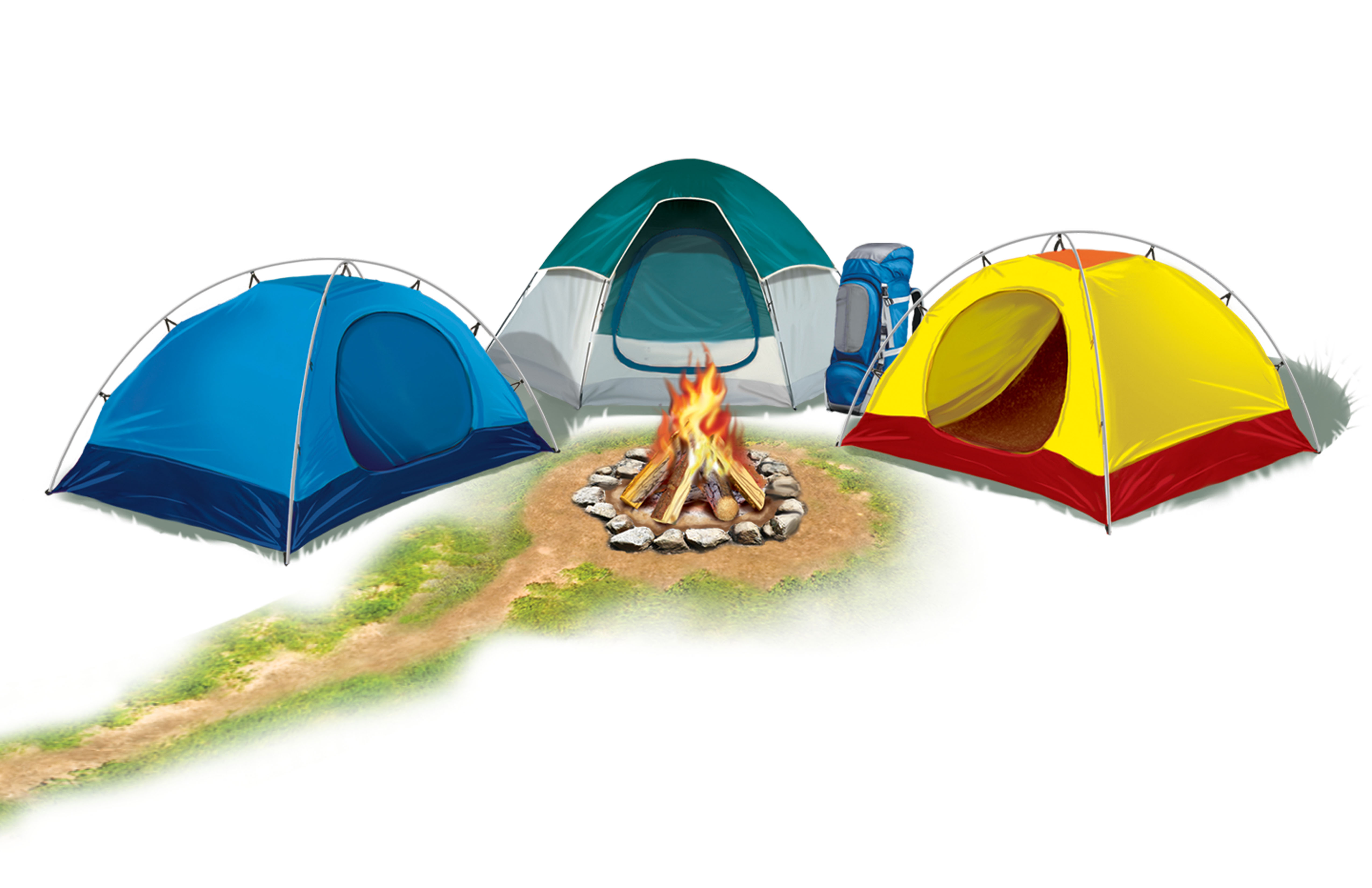 Camping clipart campground. Animated camp clip art