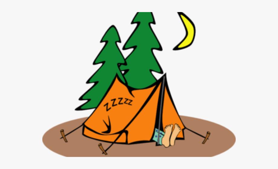 camp clipart campsite