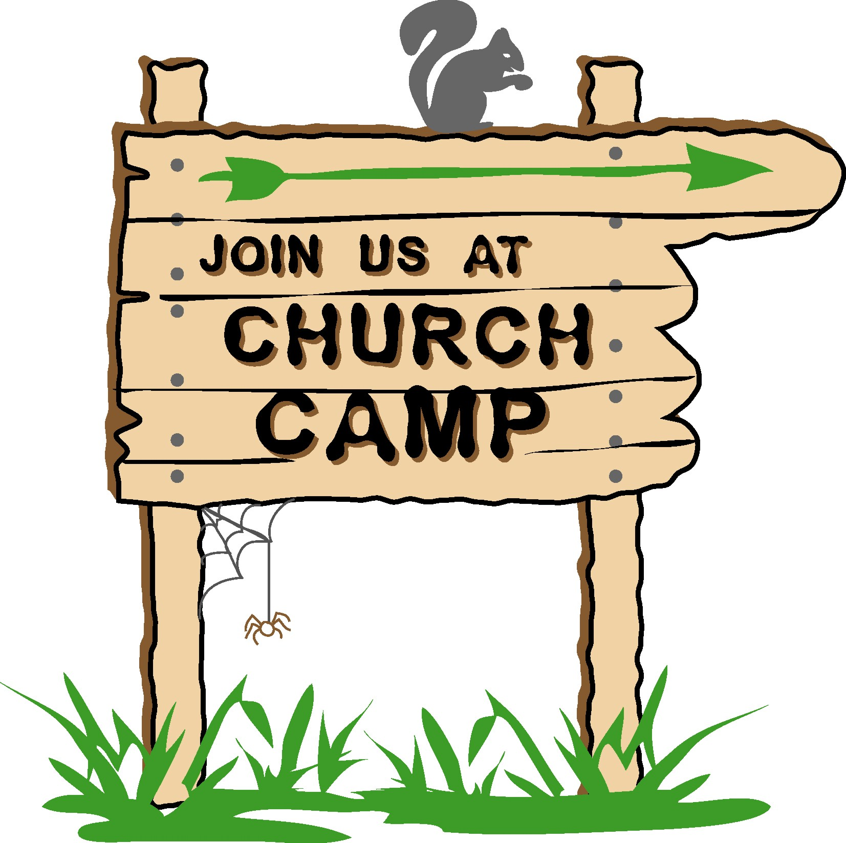 Camp clipart church. Free download best