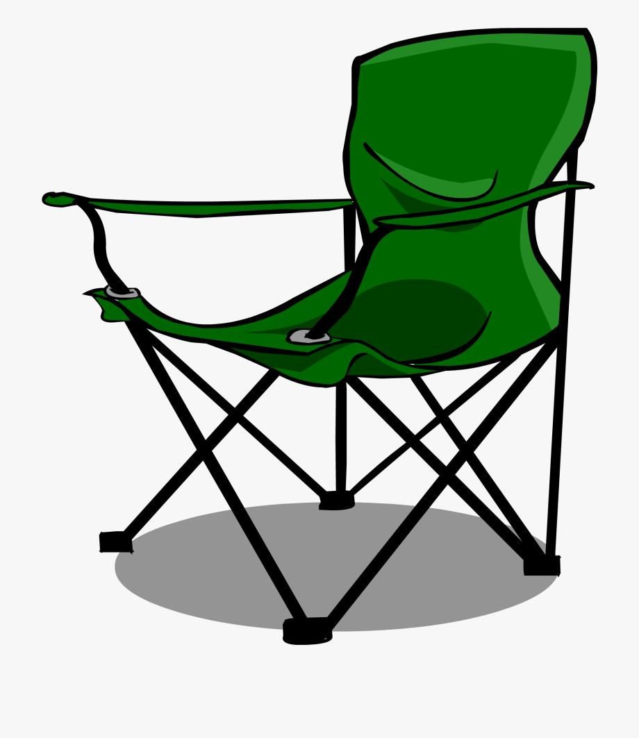 Camping chair camp free. Furniture clipart clip art