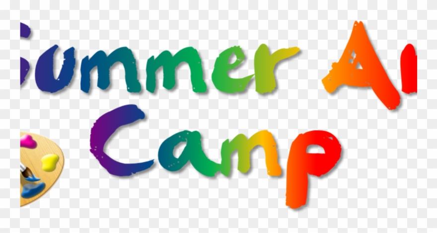 Camp clipart logo. Summer art pinclipart
