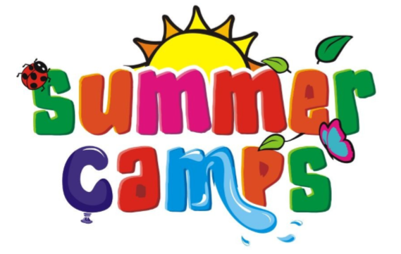 Summer day camps fayette. Camp clipart logo