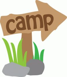 Camp clipart outdoors. Garapine outdoor education