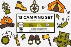 Earth day clip art. Camp clipart outdoors