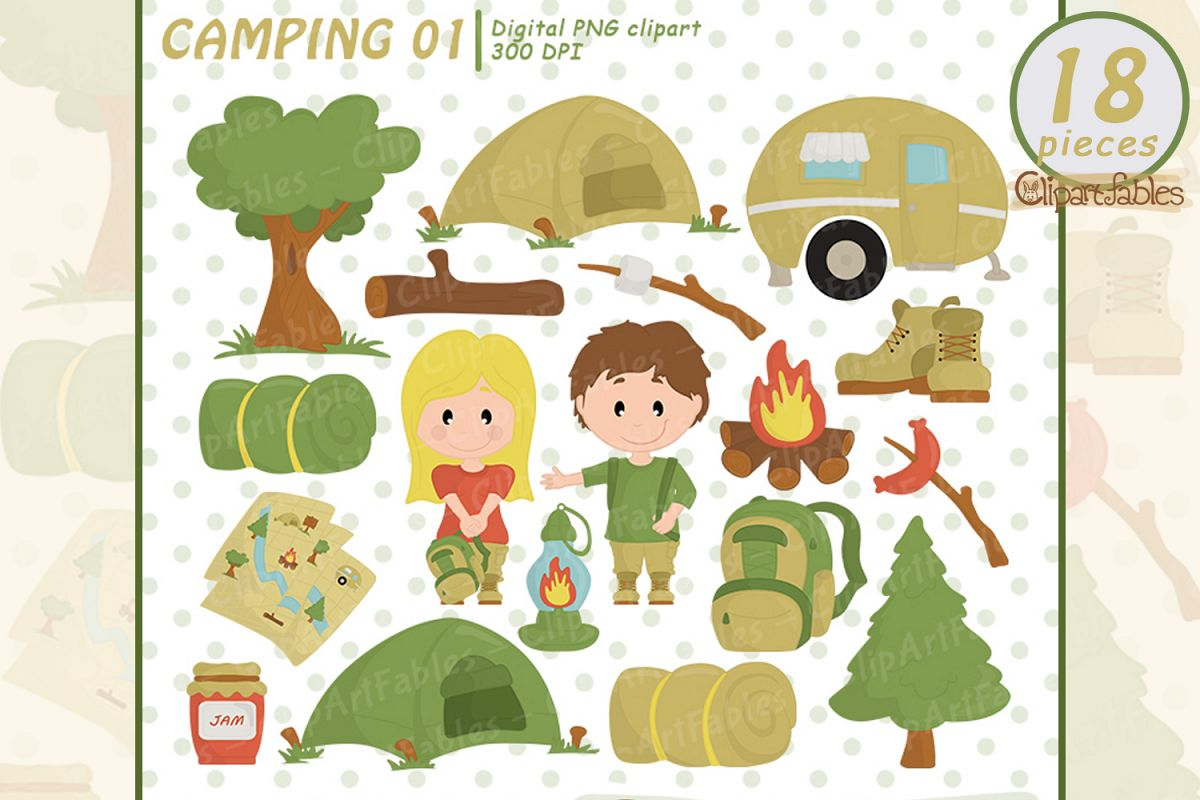 Camp clipart outdoors. Camping fire art outdoor